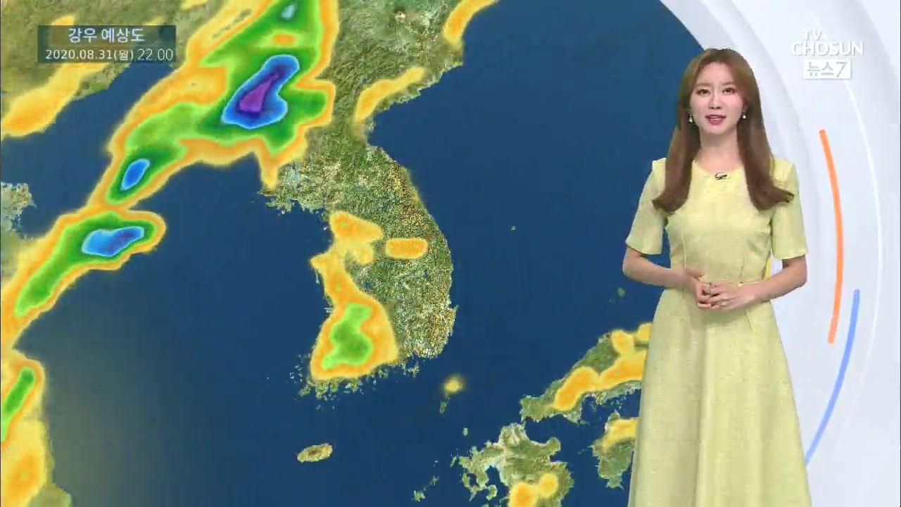 [날씨] 31일, 무더위 속 비 소식…태풍 '마이삭' 북상 중