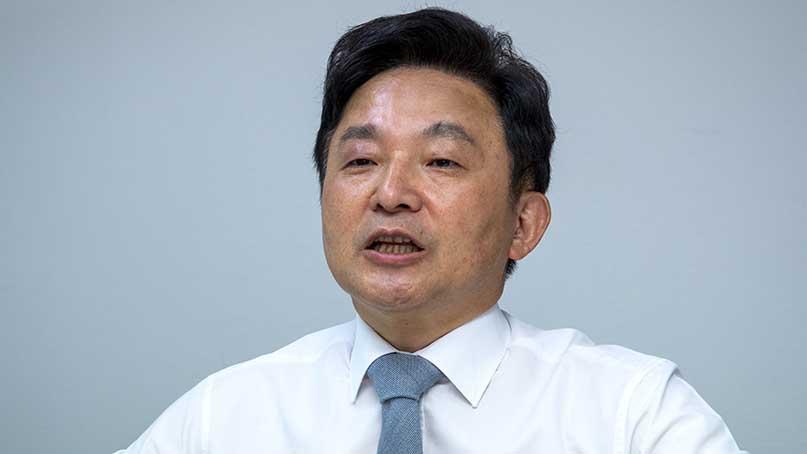 원희룡 '개천절 대규모 집회, 국민의힘이 막아야'