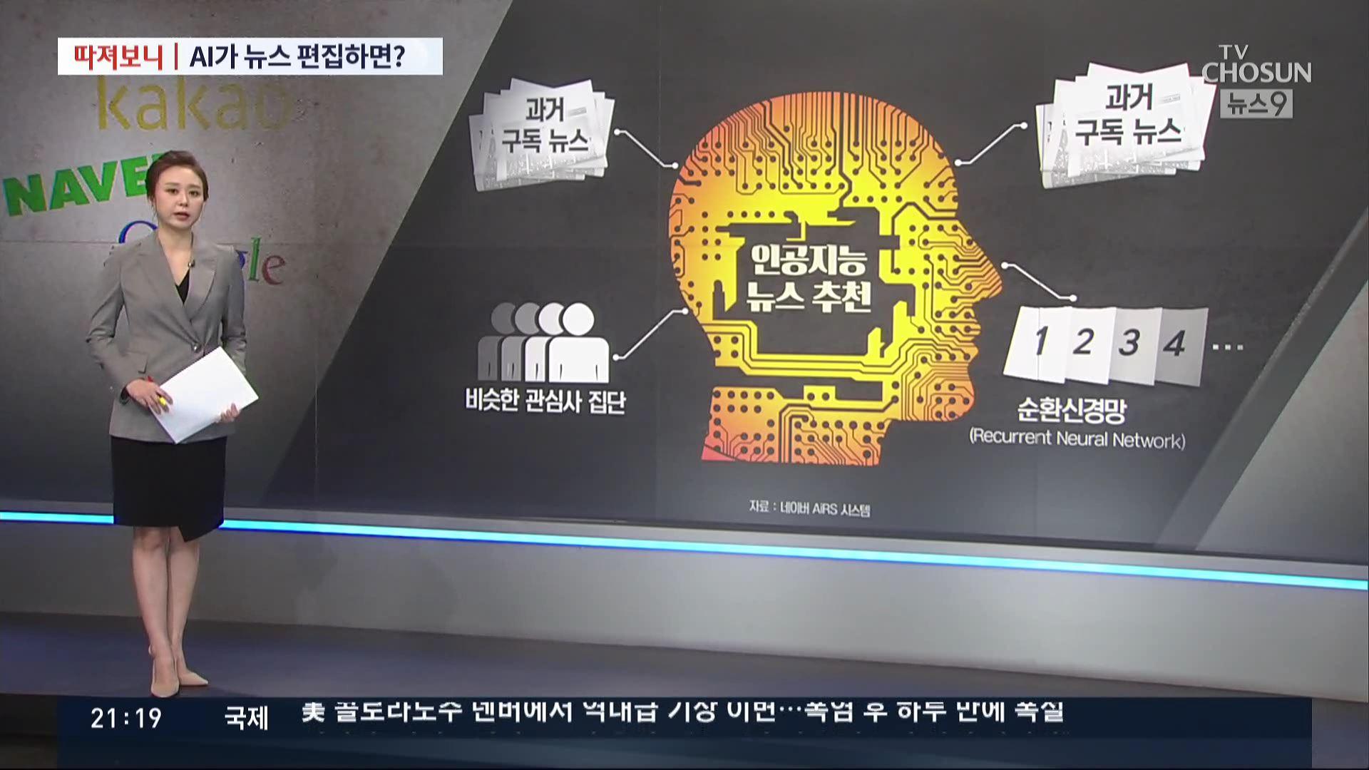 [따져보니] 'AI 포털뉴스 편집' 어떻길래