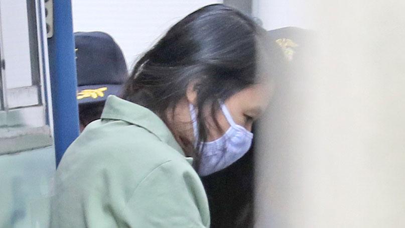 '전 남편 살해 혐의' 고유정, 교도소서 긴급재난지원금 신청