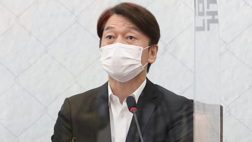 안철수 '與 안중근 의사 비교, 정신줄 놨나…정경두는 해바라기 정치군인'