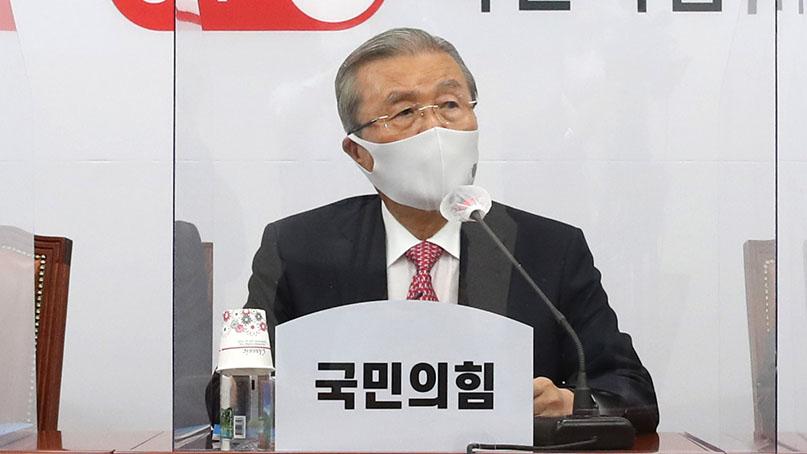 김종인 '文 종전선언 운운 무책임…北 야만적 행태에 커다란 분노'
