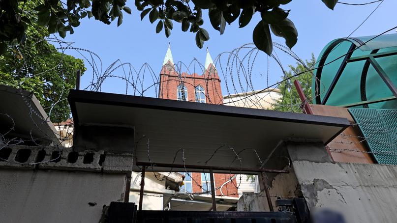 '역학조사 방해' 사랑제일교회 목사·장로 영장 기각…'다툼의 여지 있어'