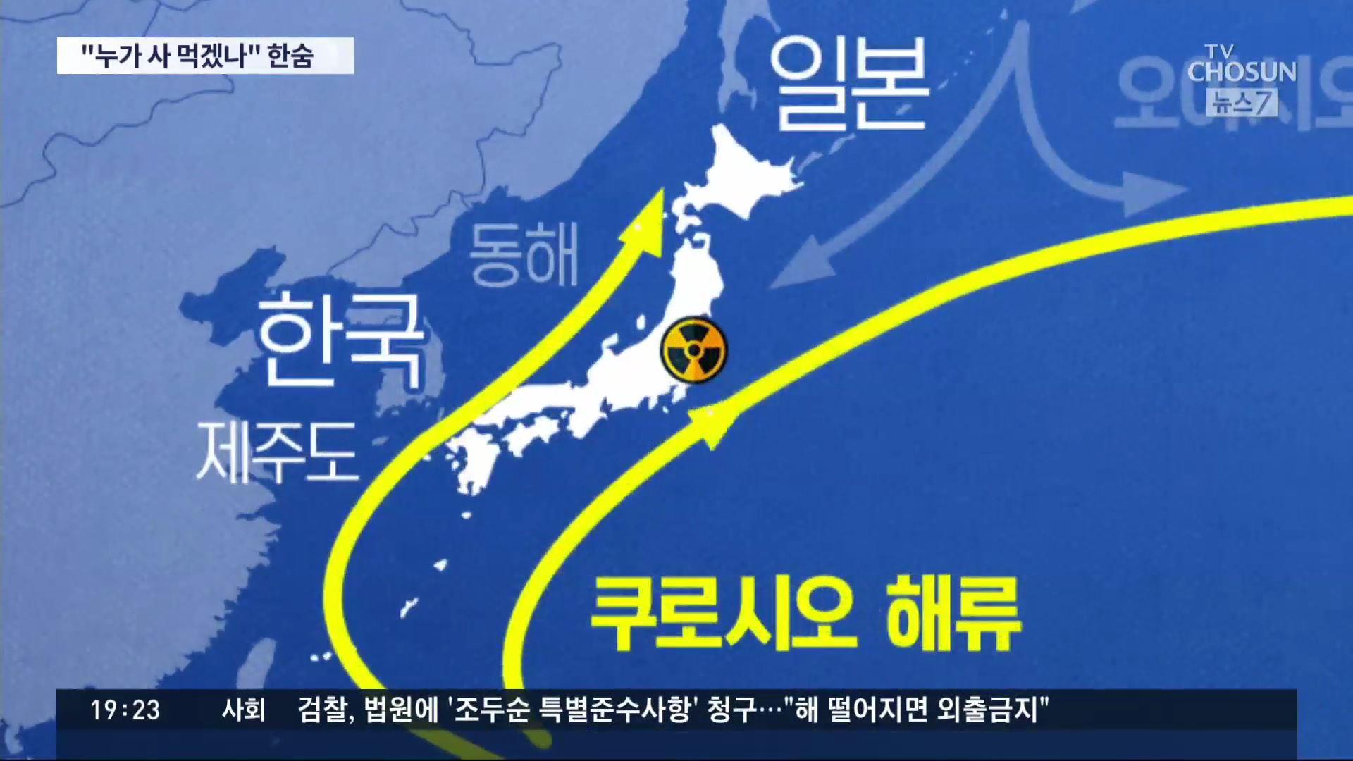 후쿠시마 오염수 방류 강행하나…어민들 '누가 사먹겠나' 한숨
