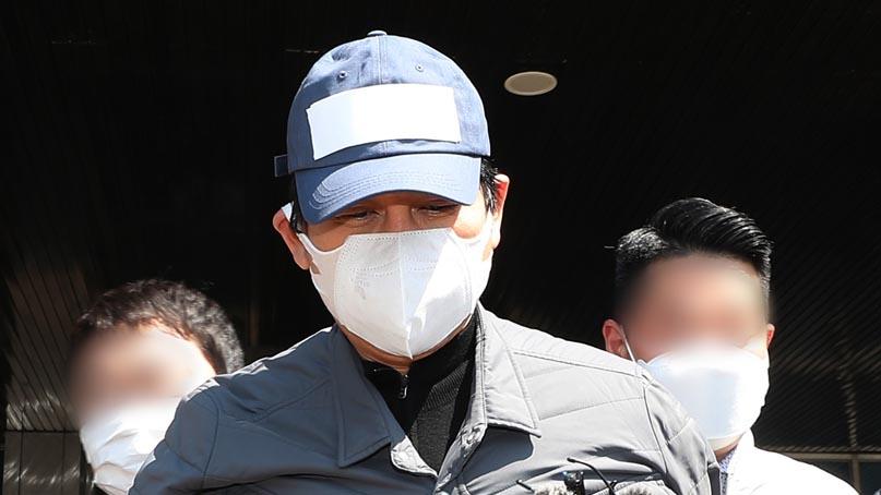 김봉현 '술자리 검사, 감찰 수사로 밝혀질 것'…'증언서 입장 바꾼 적 없다'