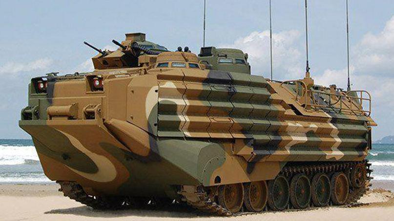 [취재후 Talk] 해병대 상륙돌격장갑차-2사업 '급제동'…제2의 K-2전차 되나?