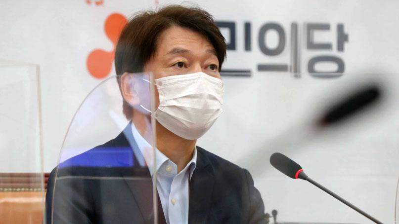 안철수 '文, 추미애-윤석열 갈등 즐기나…양자택일해야'