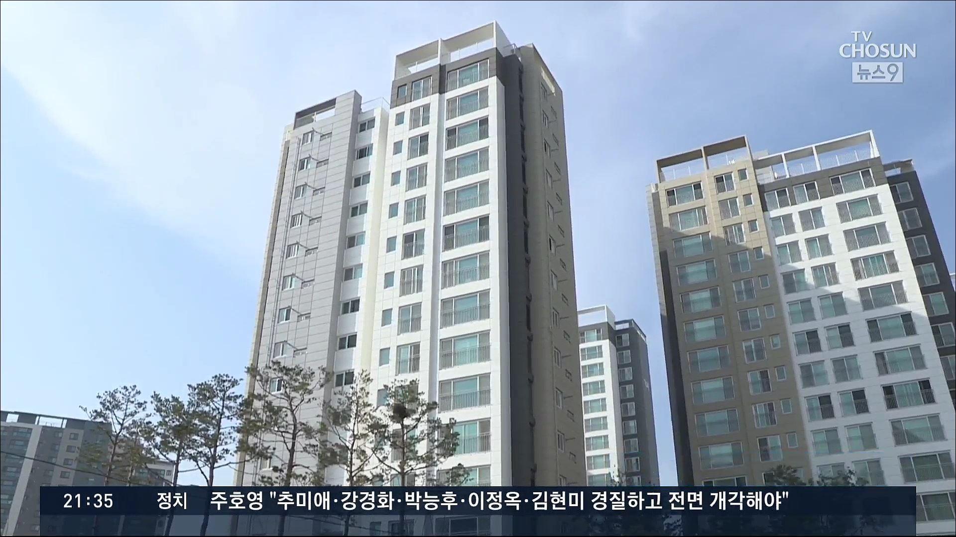 [집중점검] 효과 못 본 투기과열지구 지정…대구 수성구 집값 '천정부지'