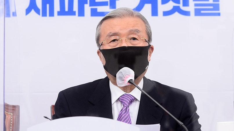 김종인 '北이 핵 포기 않으면, 우리도 '핵무장' 생각해봐야'