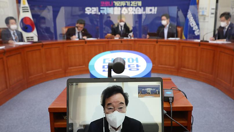 與 지도부, 연일 尹·檢 비난…'윤석열 사태, 검찰시대의 종언'