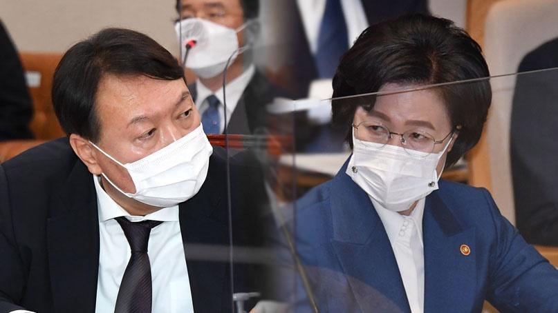 국민 59.3% '추미애·윤석열, 국정조사해야'
