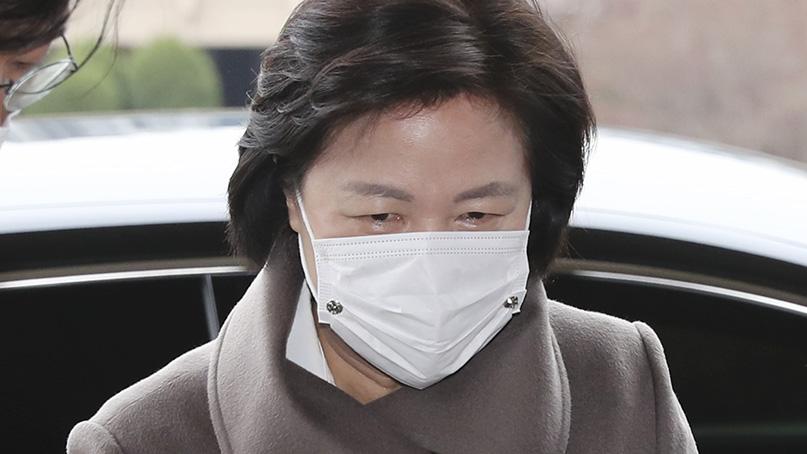 추미애 측 '법원도 오판…검사들 의견표명 목표 이뤄' 항고 검토