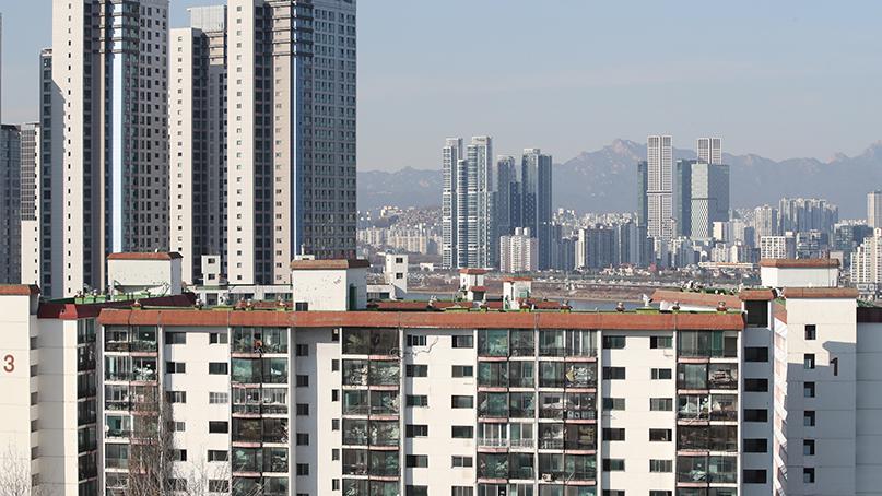 서울 아파트값 상승률 다시 확대…전셋값도 꾸준히 상승