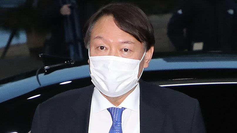 윤석열 측 '검사징계법 위헌'…헌법소원 제기