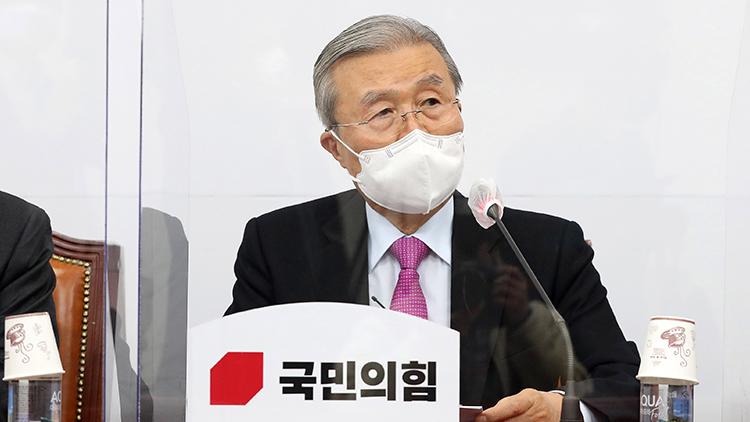 김종인 '구치소 집단감염, 미필적 고의 살인 가까워'