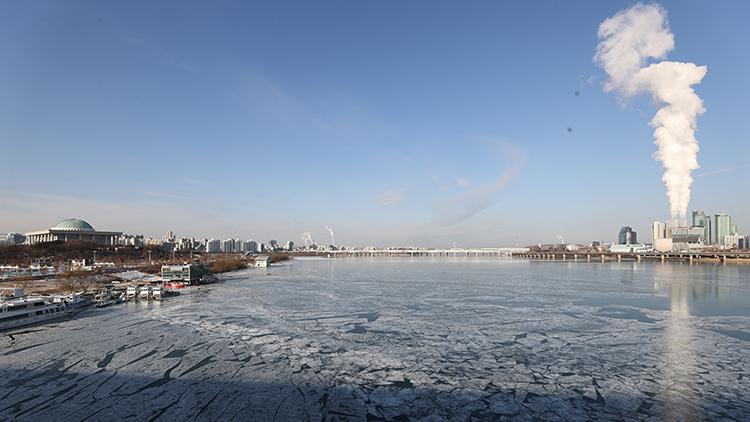 [포커스] 북극보다 추운 최강 한파…비밀은 북극 얼음