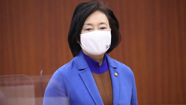 박영선, 안철수 겨냥 '갈지자 행보에 서울 맡겨도 될지 의문'
