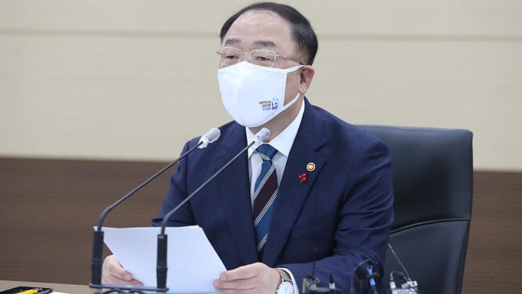 홍남기 'CPTPP 가입 적극 검토…美와 양자협력 강화'