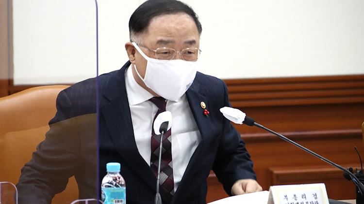 홍남기 '부동산 편법 등 탈세에 1년 내내 강력 대응해달라'