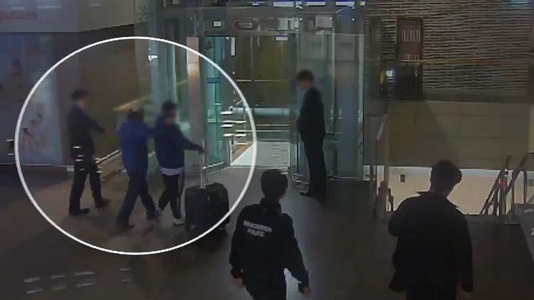 공항서 '김학의 출국' 모니터링…출금 요청도 없었는데 출동