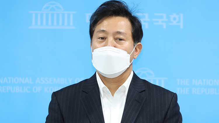 오세훈, 내일 부동산 현장서 정식 출마 선언…경선 전 단일화 무산