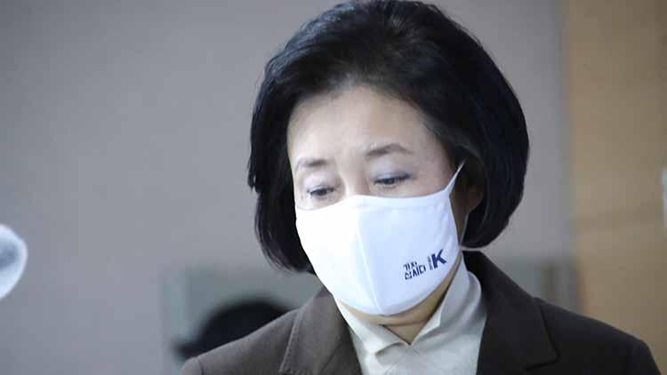 박영선, 사의표명 '출마 임박'…박주민 불출마로 우상호와 '2파전'