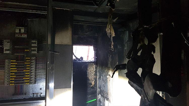 대전 대덕구 표준가스 제조업체서 화재…직원 20명 대피