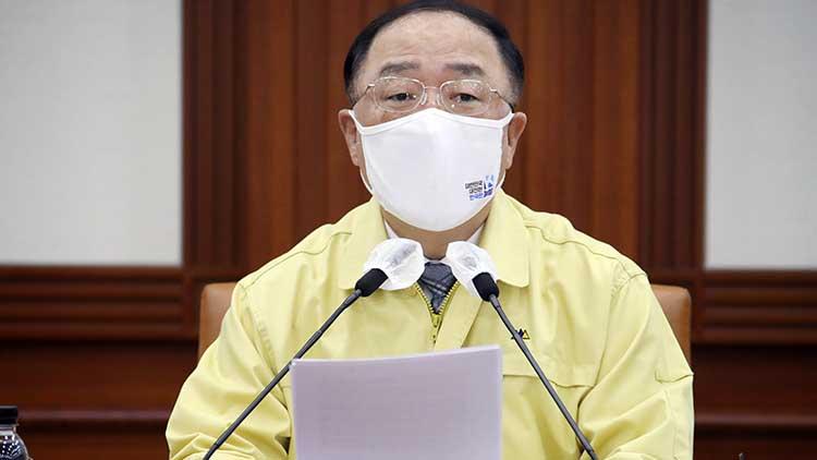 홍남기 '자영업 손실보상, 오늘 방안-내일 입법-모레 지급은 안돼'