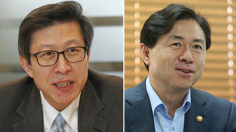 부산시장 양자대결 박형준 40.8%, 김영춘 31.4%