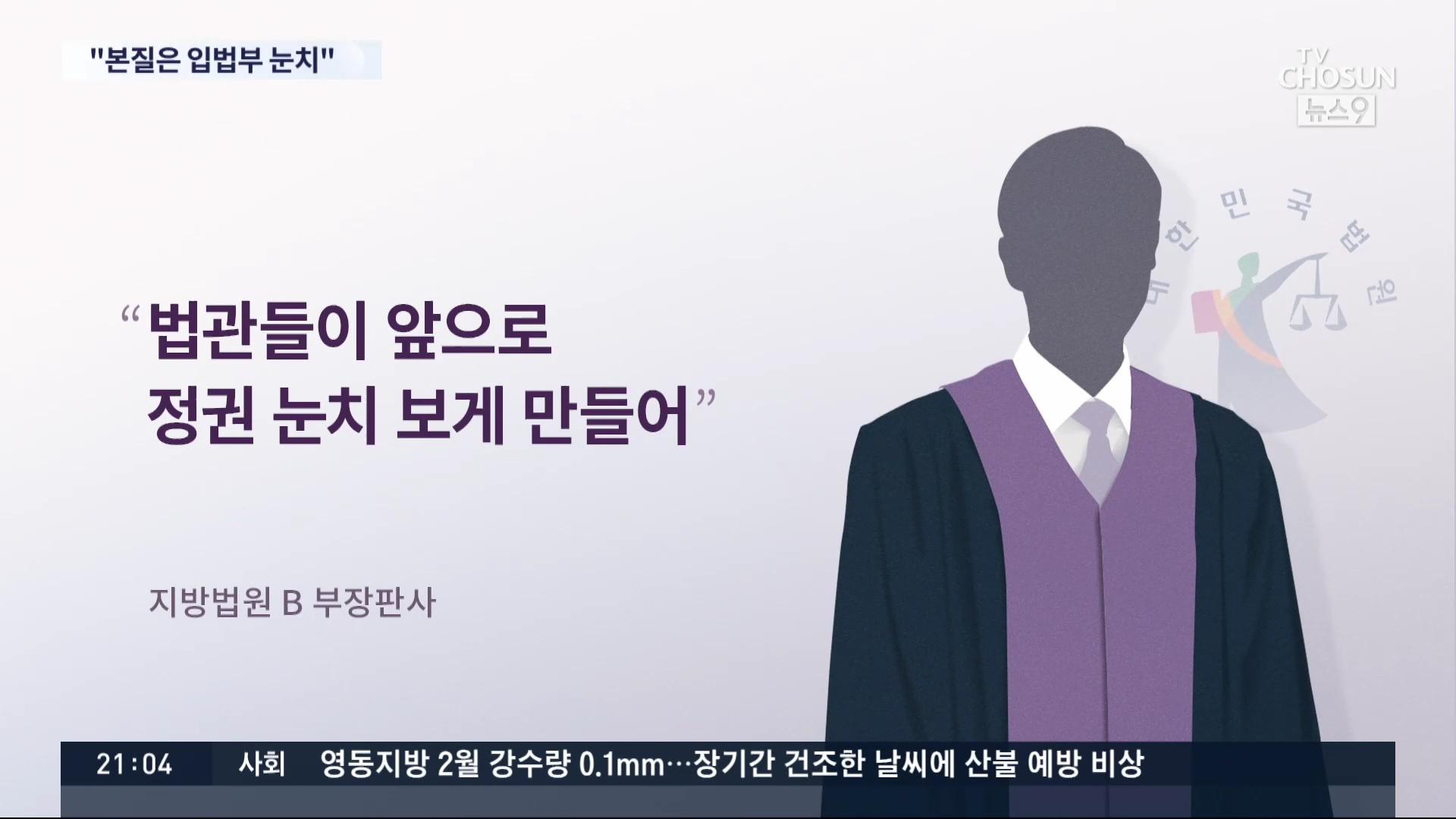 법원 내부·변협, '사퇴 불가' 김명수 비판…野 '승부조작 구단주'