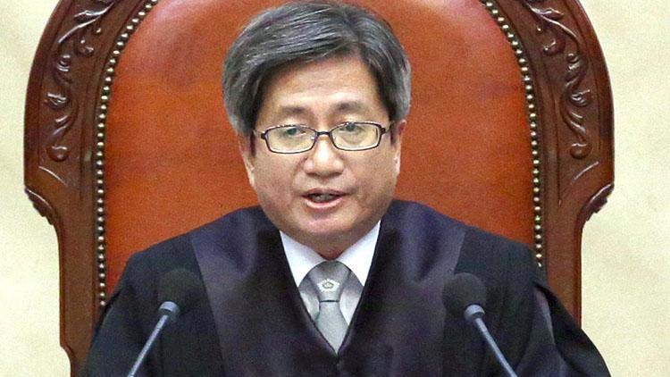 [단독] 김명수, 판사시절 '죄질 나쁘다'며 위증죄 10건 유죄선고