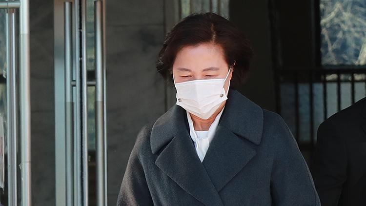 추미애 '인권 유린 검찰, 몰염치한 버티기'