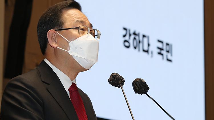 주호영 '靑이 선거운동본부 역할…선거개입 좌시 안 할 것'