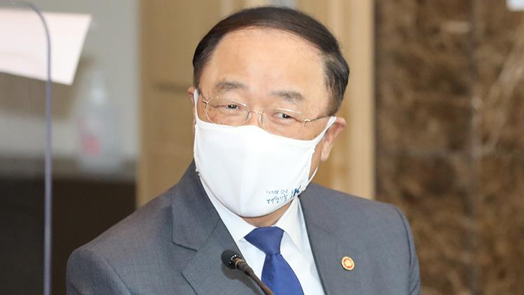 [취재후 Talk] 홍남기의 이유 있는 반기?…강원도지사 도전說 '솔솔'