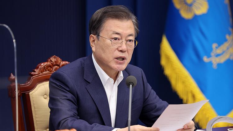 文대통령, LH 직원 투기 의혹에 '고강도 전수 조사' 지시