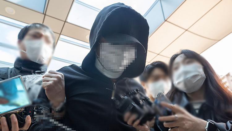 '택배기사로 위장해 범행'…'노원 세 모녀 살인' 피의자 구속