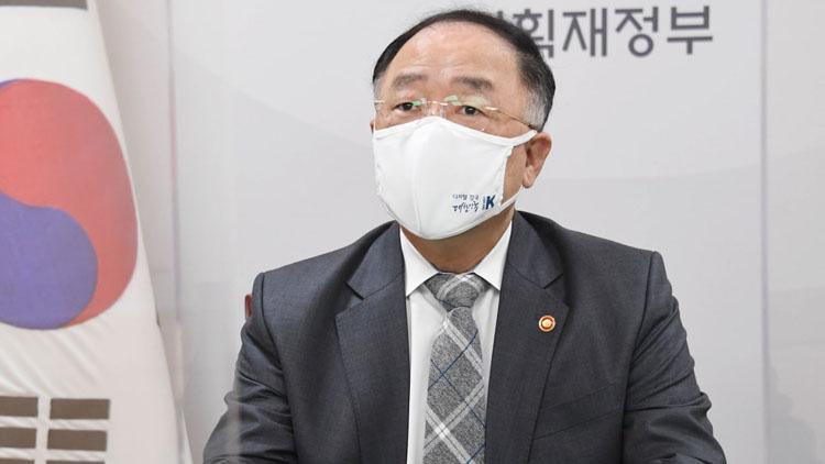 홍남기 '6월 시행 임대차 신고제 대상 등 조속 발표'