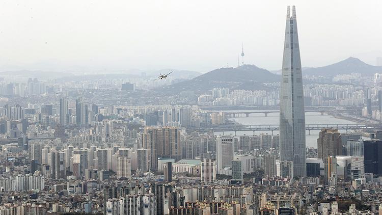 서울 아파트 매수심리 4개월여 만에 '진정'…매매수급지수 100 아래로