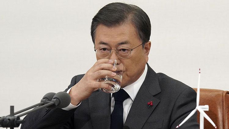 '文 지지율 30%', 또 최저치 경신…국민의힘 호감도 첫 1위