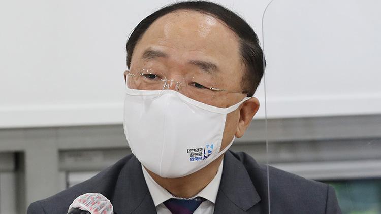 홍남기 '차량용 반도체 내년 예산 대폭 증액'