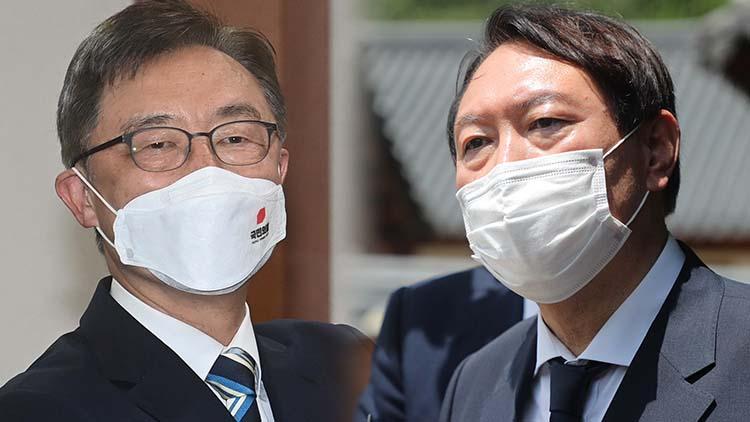 최재형, 윤석열에 공개 회동 제안…'계파정치 불안 안 된다'