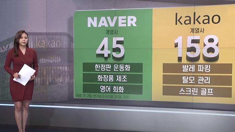 [따져보니] 카카오·네이버 공격적 확장 논란