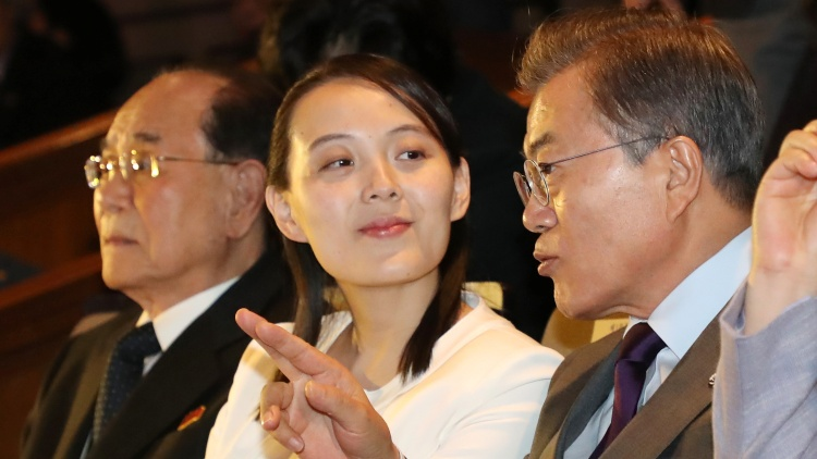 北 김여정 남북정상회담 거론에…미국·러시아 '남북 대화 지지'
