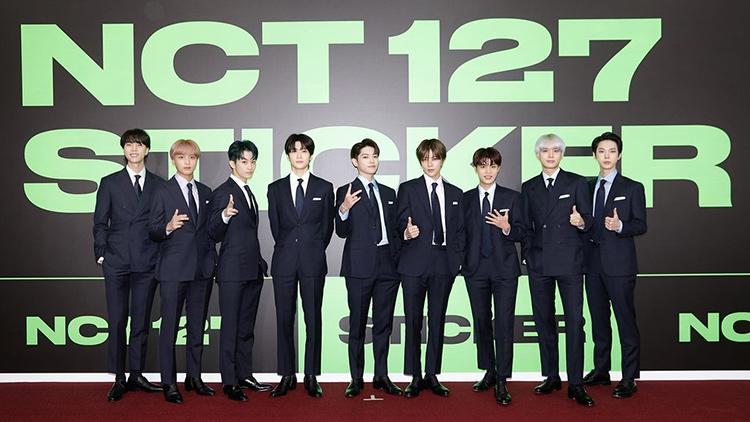 NCT 127, 美 빌보드200 3위…자체 최고 순위