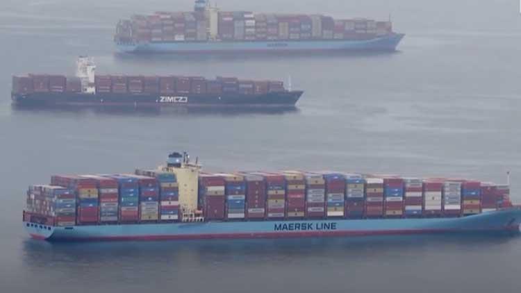 [포커스] 지구촌 덮친 물류 대란…한국 수출 비상