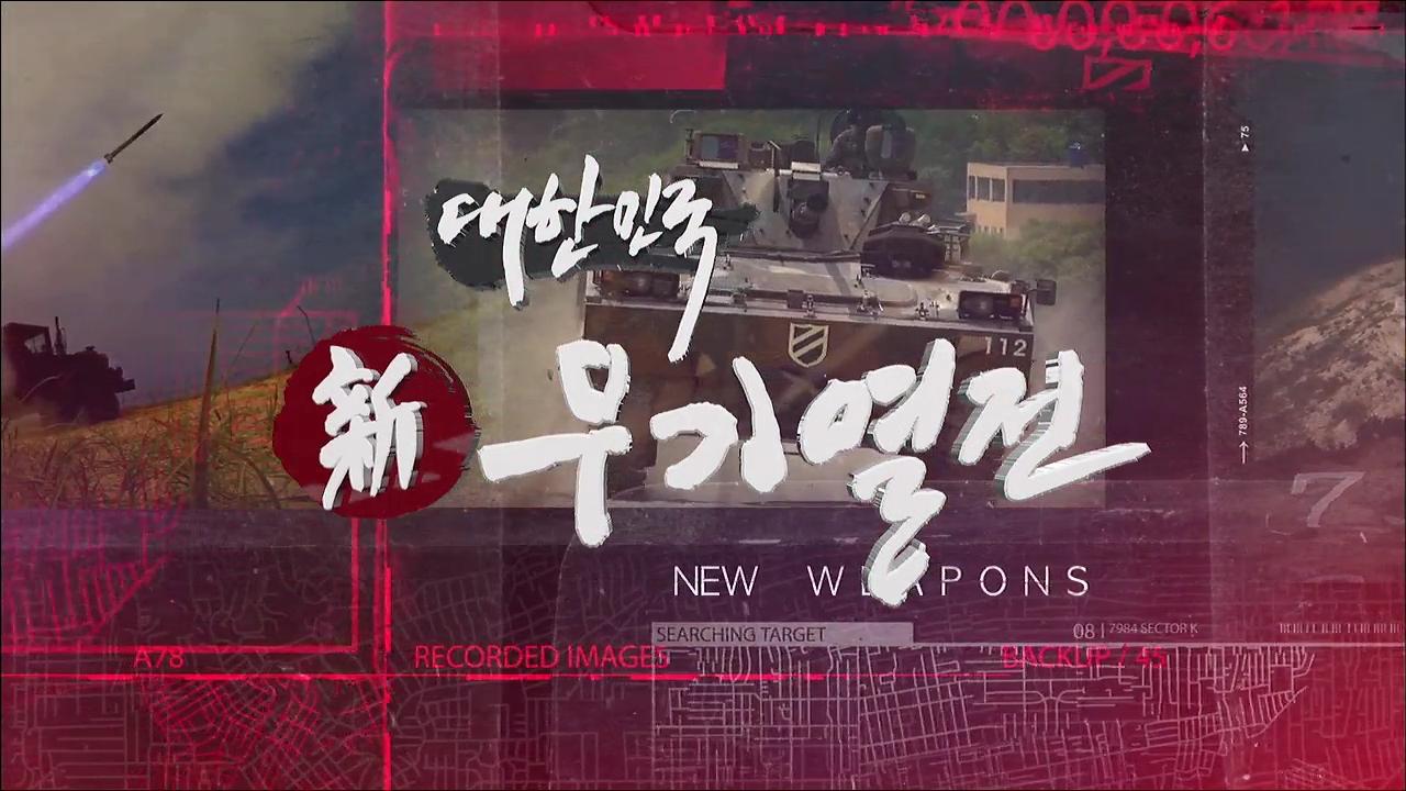 대한민국 新무기 열전