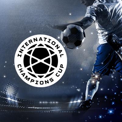 2019 인터내셔널 챔피언스 컵 프로그램이미지