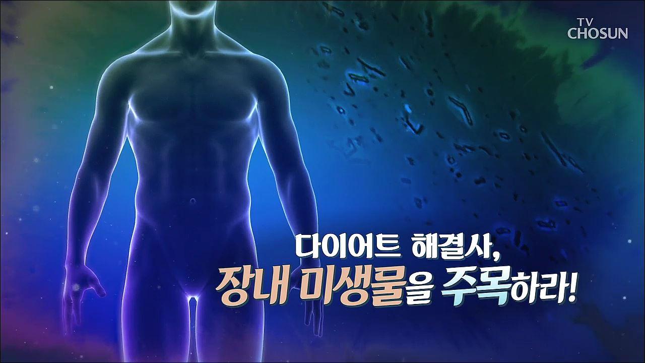 건강다큐 84회 - 다이어트 해결사, 장내 미생물을 주목하라!